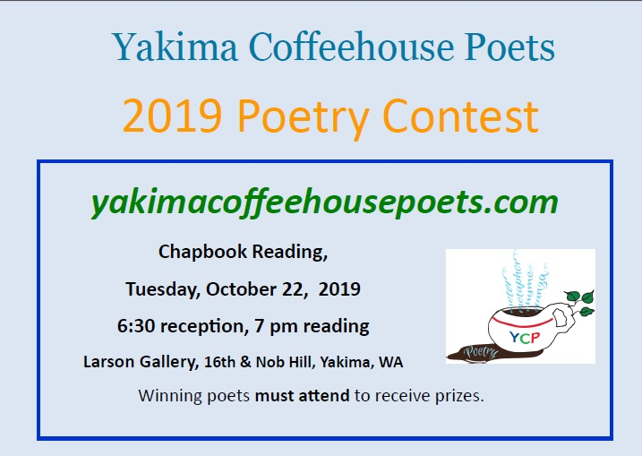 Annual Poetry Contest - Yakima Coffeehouse Poets